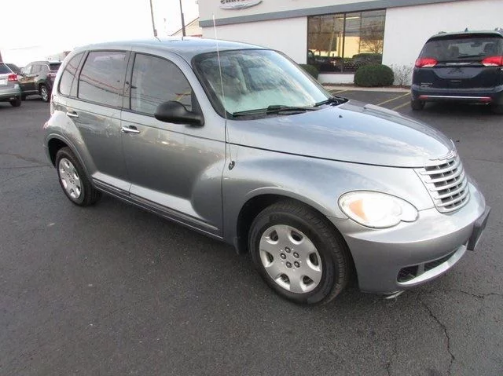 2009 Chrysler PT Cruiser Owners Manual