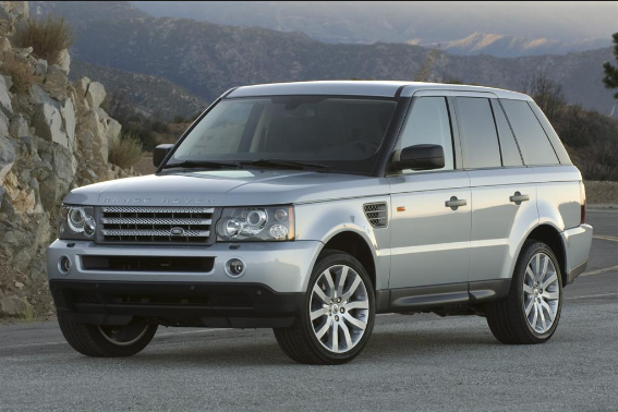 2009 Land Rover Range Rover Sports Owners Manual