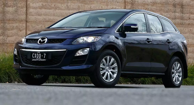 2009 Mazda CX-7 Owners Manual