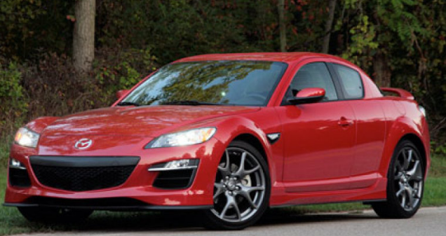 2009 Mazda RX-8 Owners Manual