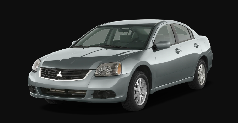 2009 Mitsubishi Galant Owners Manual