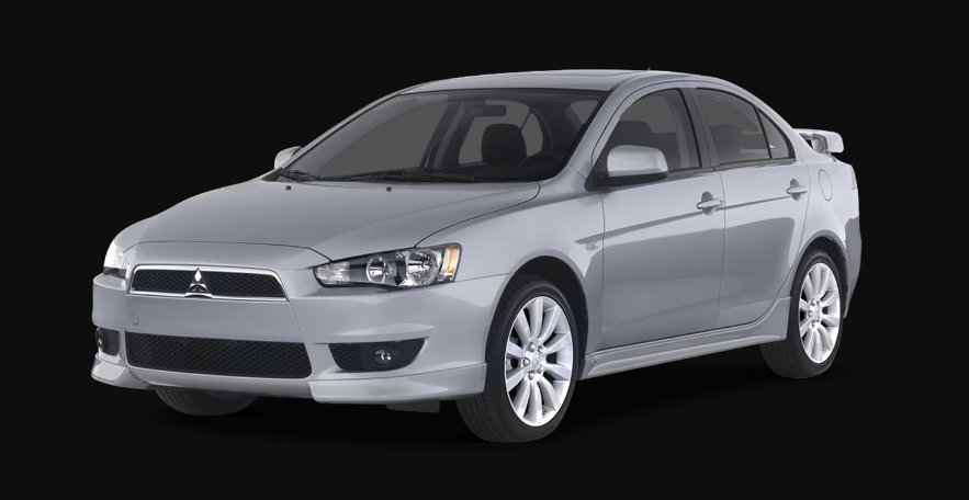 2009 Mitsubishi Lancer Owners Manual