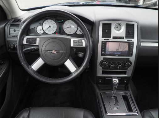2010 Chrysler 300C Interior and Redesign