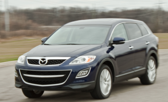 2010 Mazda CX-9 Owners Manual
