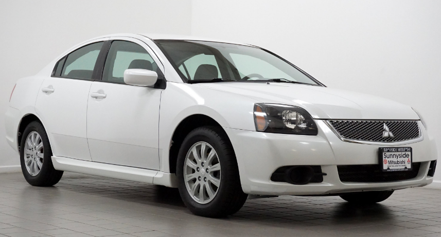 2010 Mitsubishi Galant Owners Manual