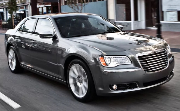 2011 Chrysler 300C Owners Manual and Concept