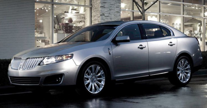 2011 Lincoln MKS Owners Manual
