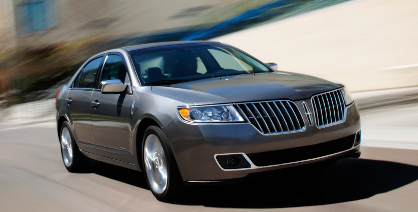 2011 Lincoln MKZ Owners Manual