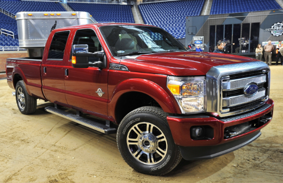 2013 Ford F-250 Owners Manual