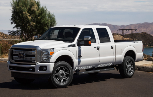 2013 Ford F-350 Owners Manual