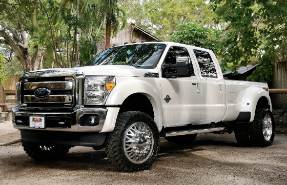 2013 Ford F-450 Owners Manual