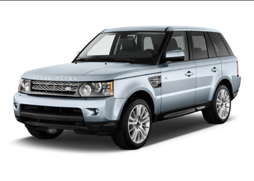 2013 Land Rover Range Rover Sports Owners Manual