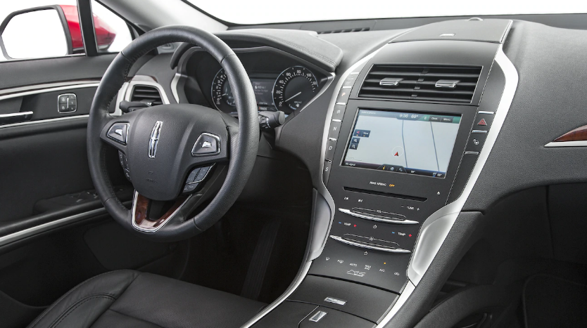 2013 Lincoln MKX Interior and Redesign