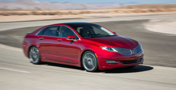 2013 Lincoln MKZ Owners Manual