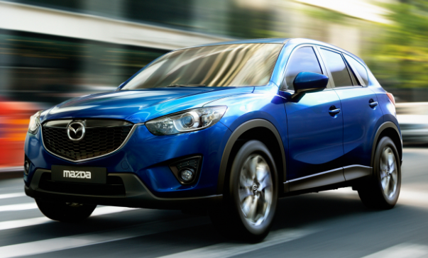 2013 Mazda CX-5 Owners Manual