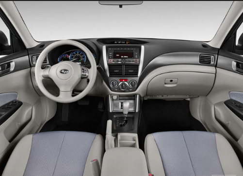 2013 Subaru Forester Interior and Redesign