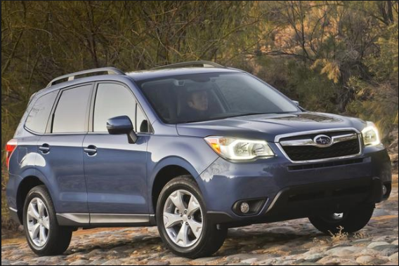 2013 Subaru Forester Owners Manual