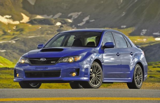 2013 Subaru Impreza WRX Owners Manual