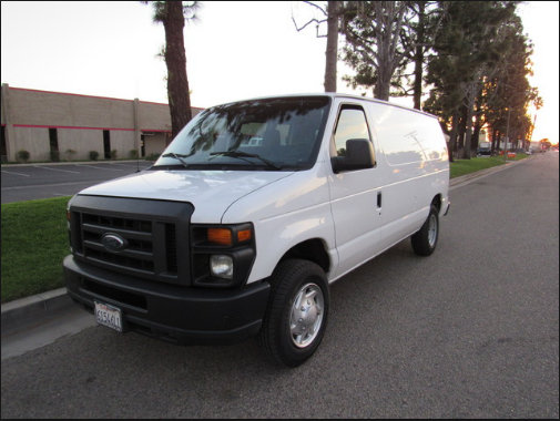 2014 Ford E150 Owners Manual