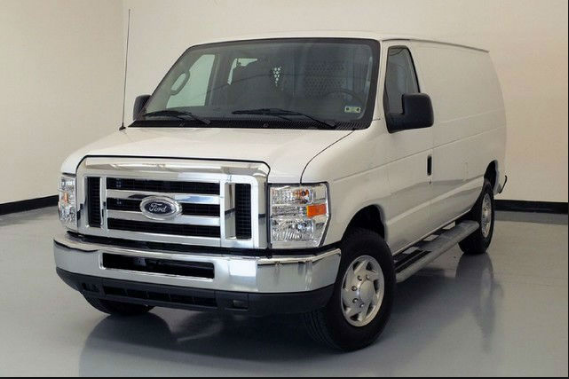 2014 Ford E250 Owners Manual