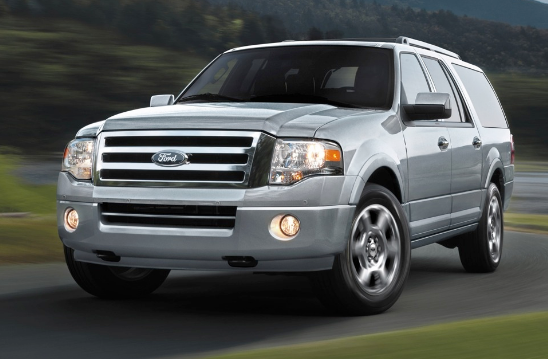 2014 Ford Expedition EL Owners Manual