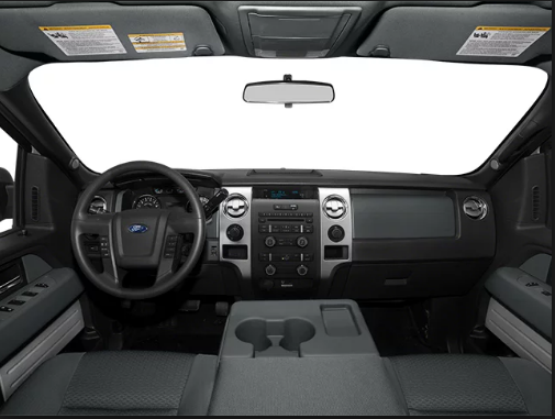 2014 Ford F-150 Interior and Redesign