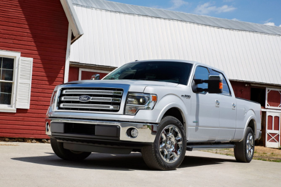 2014 Ford F-150 Owners Manual