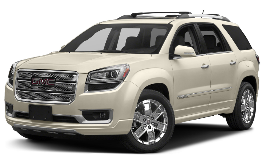 2014 GMC Acadia Owners Manual