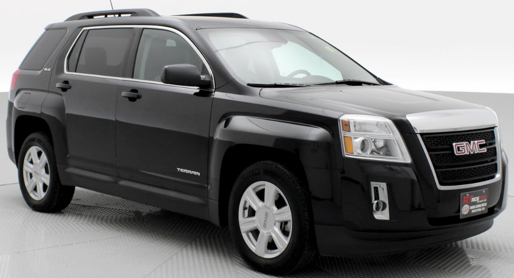 2014 GMC Terrain Owners Manual