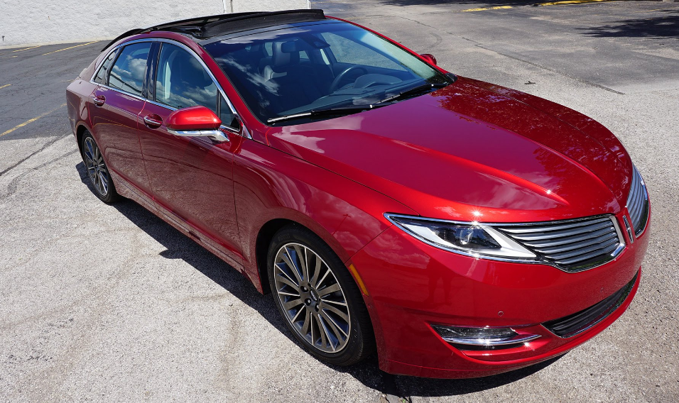 2014 Lincoln MKZ Owners Manual