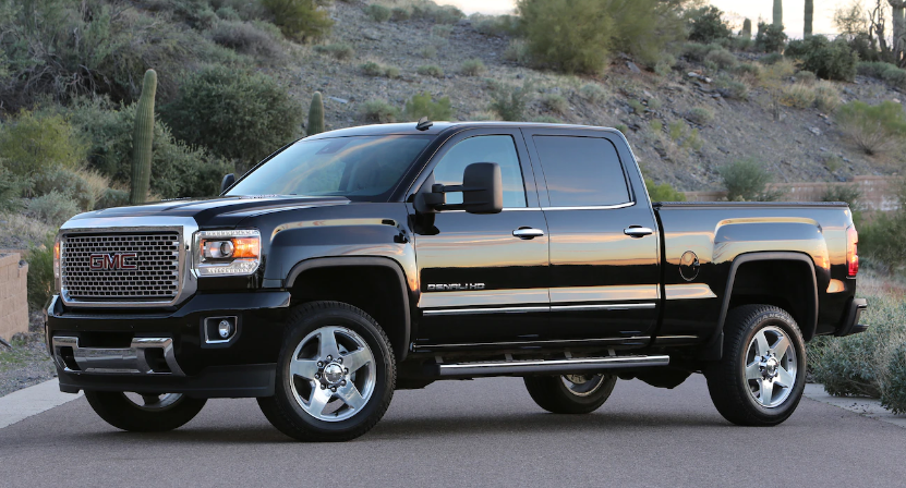 2015 GMC Sierra HD Owners Manual