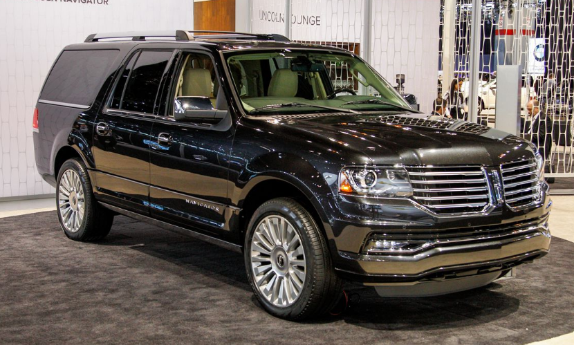 2015 Lincoln Navigator Owners Manual