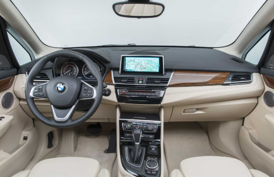 2016 BMW 2 Series Interior and Redesign