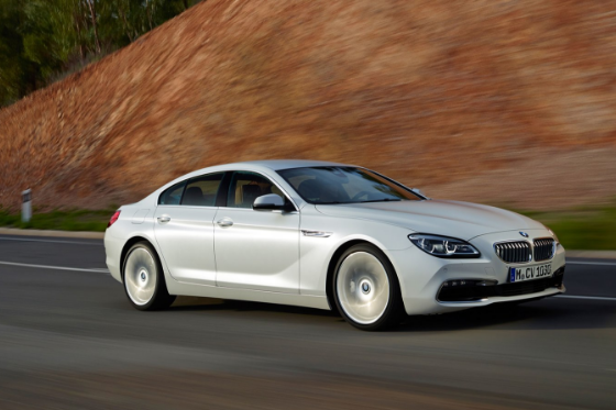 2016 BMW 6 Series Owners Manual
