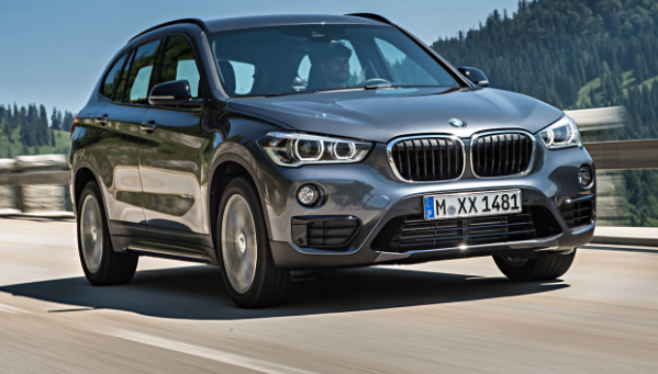 2016 BMW X1 Owners Manual
