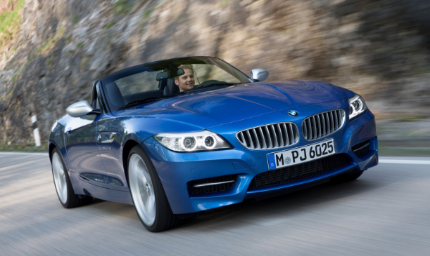 2016 BMW Z4 Owners Manual