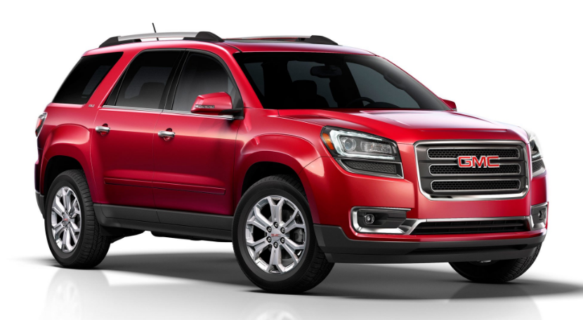2016 GMC Acadia Owners Manual