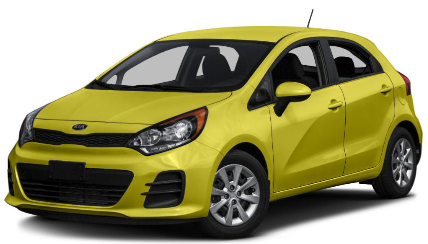 2016 Kia Rio Owners Manual