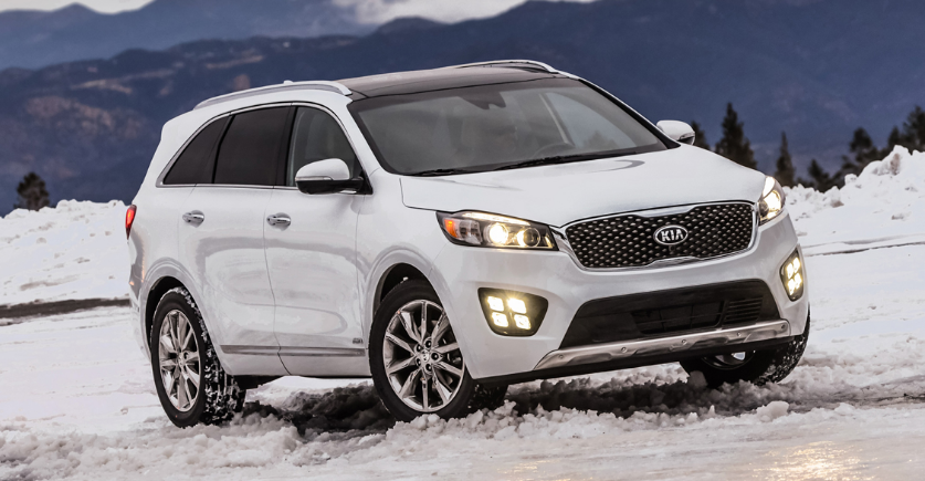 2016 Kia Sorento Owners Manual