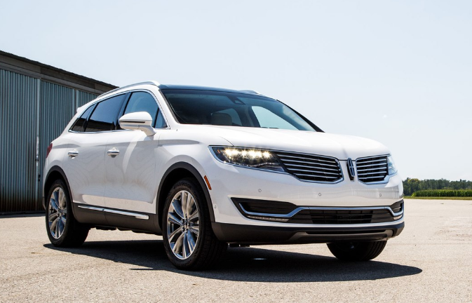 2016 Lincoln MKS Owners Manual