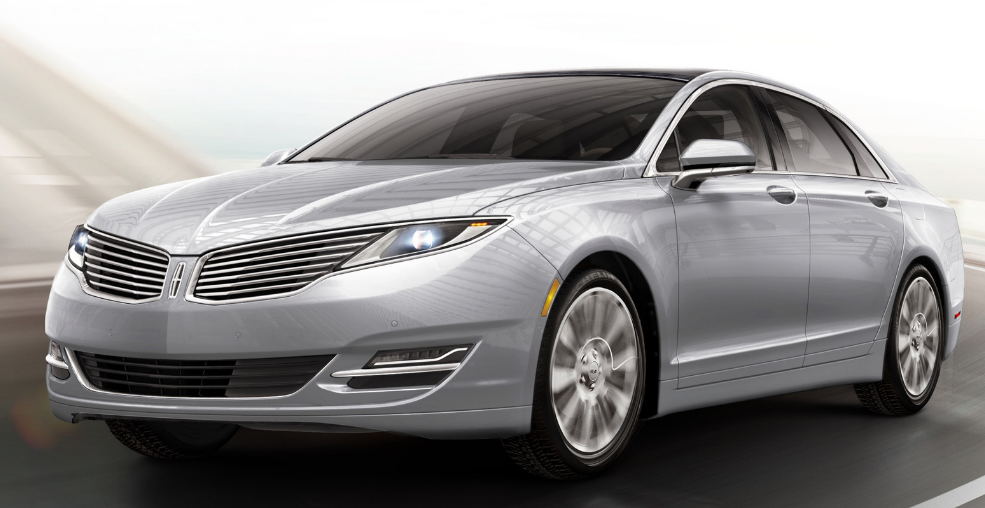 2016 Lincoln MKZ Owners Manual