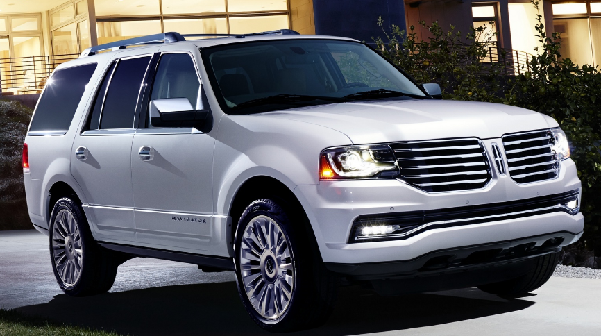2016 Lincoln Navigator Owners Manual