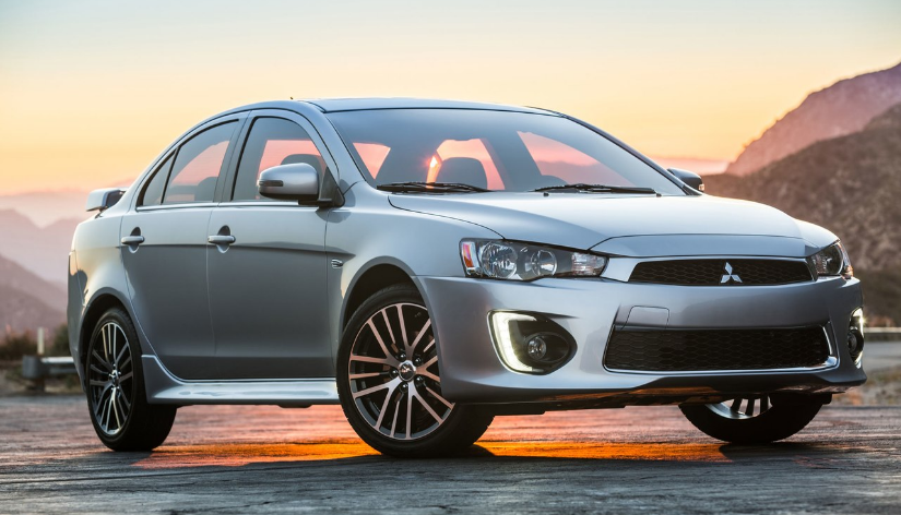2016 Mitsubishi Lancer Owners Manual