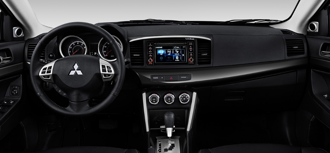 2016 Mitsubishi Lancer Interior and Redesign