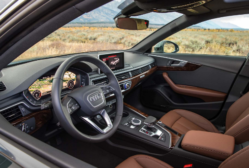 2017 Audi Allroad Interior and Redesign