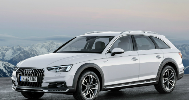 2017 Audi Allroad Owners Manual