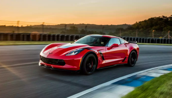 2017 Chevrolet Corvette Owners Manual