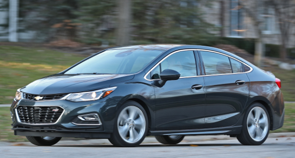 2017 Chevrolet Cruze Owners Manual
