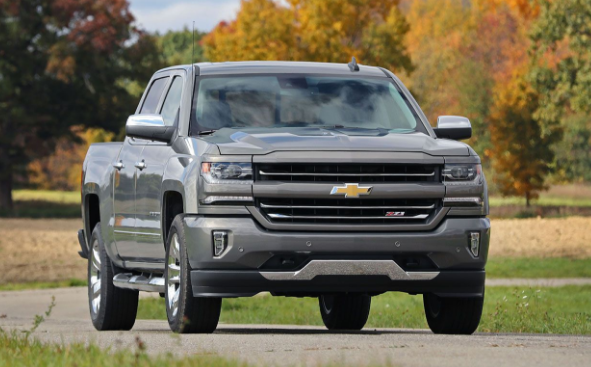 2017 Chevrolet Silverado Owners Manual and Concept