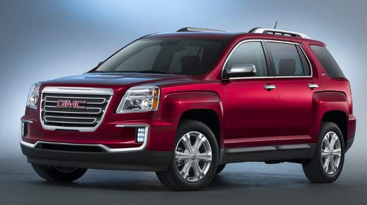 2017 GMC Terrain Owners Manual